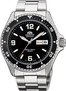 [オリエント時計] 腕時計 オートマティック Mako マコ ダイバーズウォッチ 国内メーカー保証付き SAA02001B3
