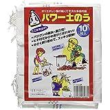 熱田資材 パワー土のう袋 10枚入 48cm x 62cm PE-401