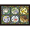 Ensky My Neighbor Totoro - Word from The Forest Art Crystal Jigsaw Puzzle (208 Piece)