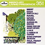 Ibert: Escales; Ravel: Rapsodie, etc