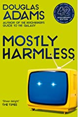 Mostly Harmless: Hitchhiker's Guide to the Galaxy Book 5 Kindle Edition