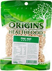 Origins Pine Nuts, 100g