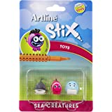 Artline Stix Toys 3Pk Sea Creatures 2