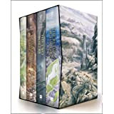 The Hobbit & The Lord Of The Rings Boxed Set [Illustrated Edition]