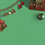Glitter Paper Christmas Decoration Green Contact Paper Peel and Stick Wallpaper Gift Wrap Paper DIY Gift Packaging Festive Ho