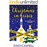 Christmas in Crisis (Olympia Brown Mystery Book 11)