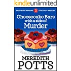 Cheesecake Bars with a Side of Murder (Daley Buzz Treasure Cove Cozy Mystery Book 31)