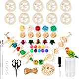 S-Mechanic Bird Grinding Toys DIY 10 Kinds of Accessories Freely to Mix and Match (Style-1)