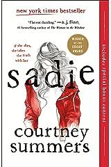 Sadie: A Novel Kindle Edition