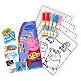 CRAYOLA 75-7000 Color Wonder Peppa Pig Colouring Book
