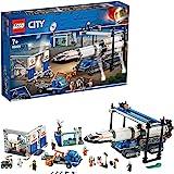LEGO City Rocket Assembly & Transport 60229 Building Kit