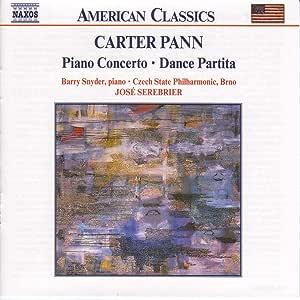 Piano Concerto / Dance Patita