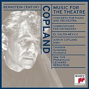 Music for the Theatre / Concerto for Piano & Orch