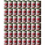 イタリア産 完熟 トマト缶 カットトマト 【48缶セット】