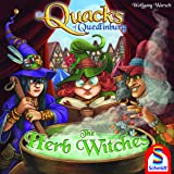 Quacks of Quedlinburg - Herb Witch Expansion Board Game