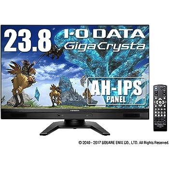 23.8型ワイド液晶ディスプレイ ☆IOデータ LCD-RDT242XPB