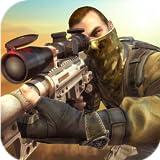 Bravo Sniper War Shooterファイティングアリーナ3Dでの生存のルール:戦場シミュレータでのテロリストの射殺