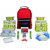 Ready America 70280 Emergency Kit, 2-Person, 3-Day Backpack by Quakehold! [並行輸入品]