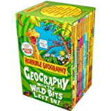 Horrible Geography 10bk Boxset