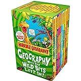 HORRIBLE GEOGRAPHY 10BK BOXSET