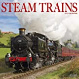 Steam Train Calendar - Calendars 2020 - 2021 Wall Calendars - Steam Trains 16 Month Wall Calendar by Avonside