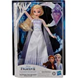 Hasbro E8880 Disney Frozen 2- Elsa Musical Adventure Singing Doll- Sings Show Yourself- Toys for kids, girls, boys- Ages 3+,