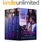 Billionaire Briggs Brothers: Books 1-4