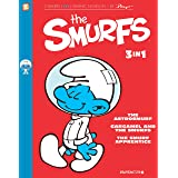 The Smurfs 3 in 1: The Smurf Apprentice / the Astrosmurf / the Smurfnapper (Smurfs Graphic Novels)