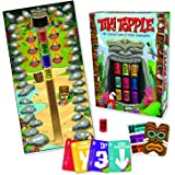 """Gamewright 7118 Tiki Topple The Tactical Game of Totem Domination 5"""""""
