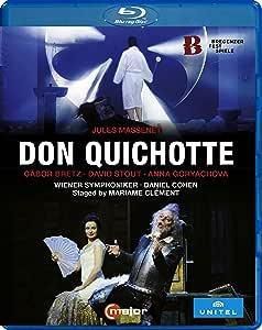 マスネ : 歌劇《ドン・キショット》 / ブレゲンツ音楽祭2019 (Jules Massenet : Don Quichotte / From Bregenz Festival) [Blu-ray] [日本語帯・解説付] [Import] [Live]