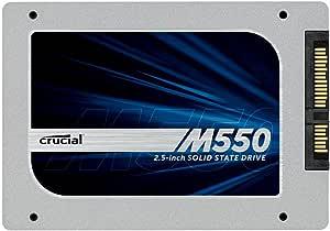 Crucial M550 内蔵型SSD 512GB 2.5インチ SATA 6Gbps CT512M550SSD1