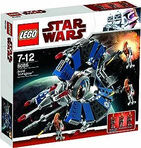 レゴ (LEGO) スター・ウォーズ ドロイド・トライファイター 8086