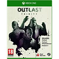 Outlast Trinity (Xbox One) (輸入版)