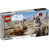 LEGO Star Wars 75265 T-16 Skyhopper vs Bantha Microfighters Building Kit (198 Pieces)