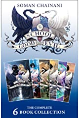 The School for Good and Evil: The Complete 6-book Collection: (The School for Good and Evil, A World Without Princes, The Last Ever After, Quests for Glory, ... True King) (The School for Good and Evil) Kindle Edition
