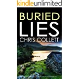 BURIED LIES a gripping detective mystery full of twists and turns (Detective Mariner Mystery Book 6)