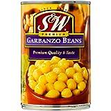 S&W Garbanzo Beans, 439g