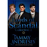 Lords of Scandal Boxed Set 2: Regency Romance