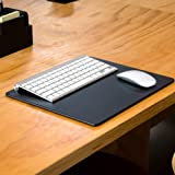 Dacasso Black Leatherette 14 x 11.5 Conference Table Pad, 1 Piece