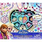 Disney Frozen Forever Friends Jewelry Activity Playset