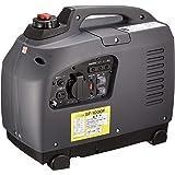 BPC(ビーピーシー) インバーター発電機 定格出力 0.9kVA ブラック 災害 非常時 キャンプ アウトドアの電源に SF-1000F 909905