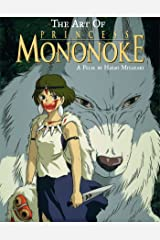 The Art of Princess Mononoke Hardcover