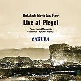 """Shakuhachi Meets Jazz Piano Live at Pleyel """"SAKURA"""""""