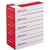 ティシュペーパー 200組 1ケース(5箱×12パック) 業務用パック まとめ買い オフィスデポオリジナル ボックスティシュ