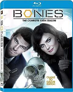 Bones: Season 6 [Blu-ray] [Import]