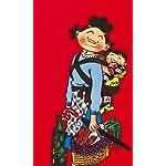 サザエさん FVGA(480×800)壁紙 フグ田サザエ,フグ田タラオ