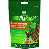 Vetalogica VitaRapid Tranquil Daily Treats for Dogs, 210g, 210 (VRDTRN)
