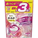 ボールド ジェルボール 香りつき 洗濯洗剤 癒しのプレミアムブロッサム 詰め替え 超ジャンボ 46個入