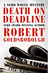 Death on Deadline (The Nero Wolfe Mysteries Book 2) Kindle Edition