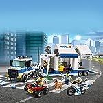 LEGO(レゴ) iPad壁紙 レゴ (LEGO) シティ ポリストラック司令本部 60139